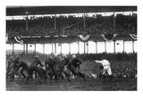 Football Game  1925
