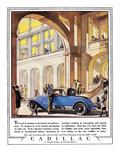 Cadillac Ad  1927