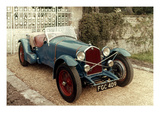Auto: Alfa-Romeo  1933