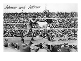 Johnson vs Jeffries  1910