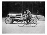 Lartigue: Automobile  1912