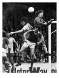 England: Soccer Match  1977