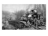 Railroad Workers  c1880s