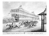 Bronx: Horse Race  1866