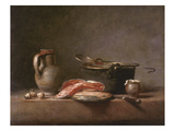 Chardin: Copper Pot