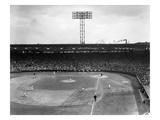 Baseball: Fenway Park  1956