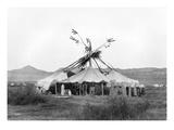 Cheyenne Sun Dance  c1910