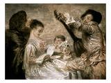 Watteau: Music