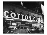 Harlem: Cotton Club  1930s