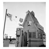 Service Station  1939