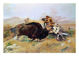Russell: Buffalo Hunt