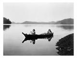 Clayoquot Canoe  c1910