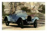 Auto: Bugatti Type  1925