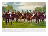American Jockeys  1889