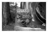 License Plate  1940