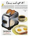 Toaster Ad  1938