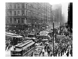 Chicago: Traffic  1909