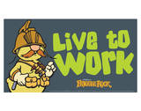 Fraggle Rock-Live To Work