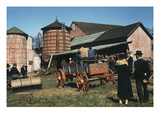 Farm Auction  1940