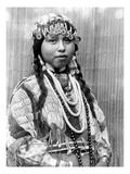 Wishram Bride  c1910