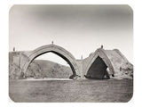 Samarkand: Bridge  1872
