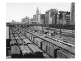 Chicago: Railyard  c1960s
