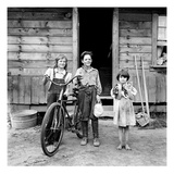 Farm Children  1939