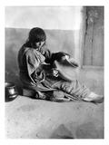 Pueblo Potter  c1905