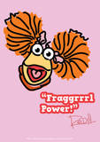 Fraggle Rock-Fraggrrrl Power!