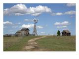 South Dakota: Windmill