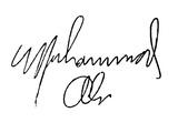 Muhammed Ali (b1942)