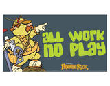 Fraggle Rock-All Work No Play