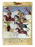 Mongol Battle  c1400