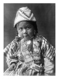 Wishram Girl  1909