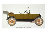 Auto: Chevrolet  1919