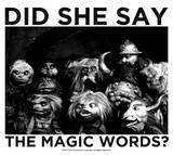 Labyrinth-Did She Say The Magic Words