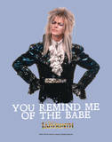 Labyrinth-Babe