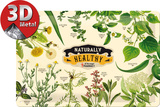 Nostalgic Pharmacy Naturally Healthy