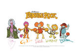 Fraggle Rock-Franggle Rock Signatures