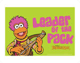 Fraggle Rock-Gobo Is Leader Of The Pack