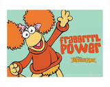 Fraggle Rock-Red&#39;S Fraggrrrl Power