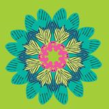 Funky Frida Flower