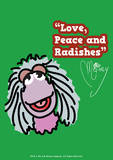 Fraggle Rock-Love  Peace And Radishes