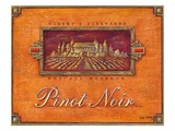 Pinot Vineyard