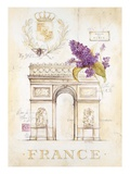 Arc De Triomphe Lilacs
