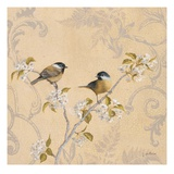 Chickadee and Pear
