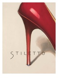 Red Stiletto