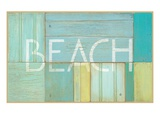 Beach Sign