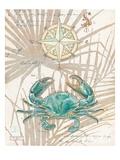 Directional Crab Reproduction d'art par Chad Barrett