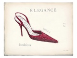 Elegance - Rouge Detail
